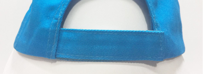 2 piece velcro fastener closure