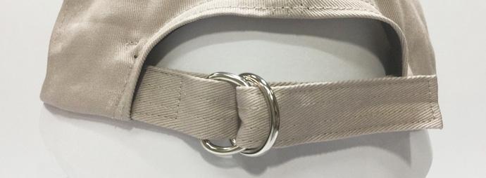 D-ring clasp closure