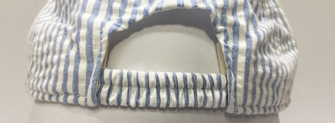 elastic self fabric closure