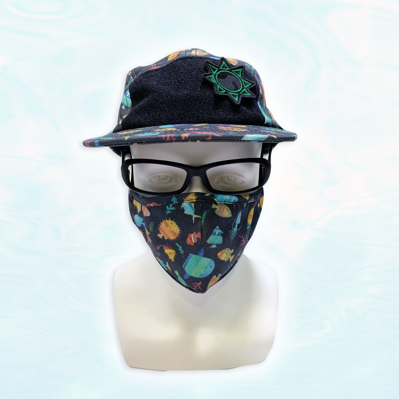 Cotton Custom Printed Face Mask