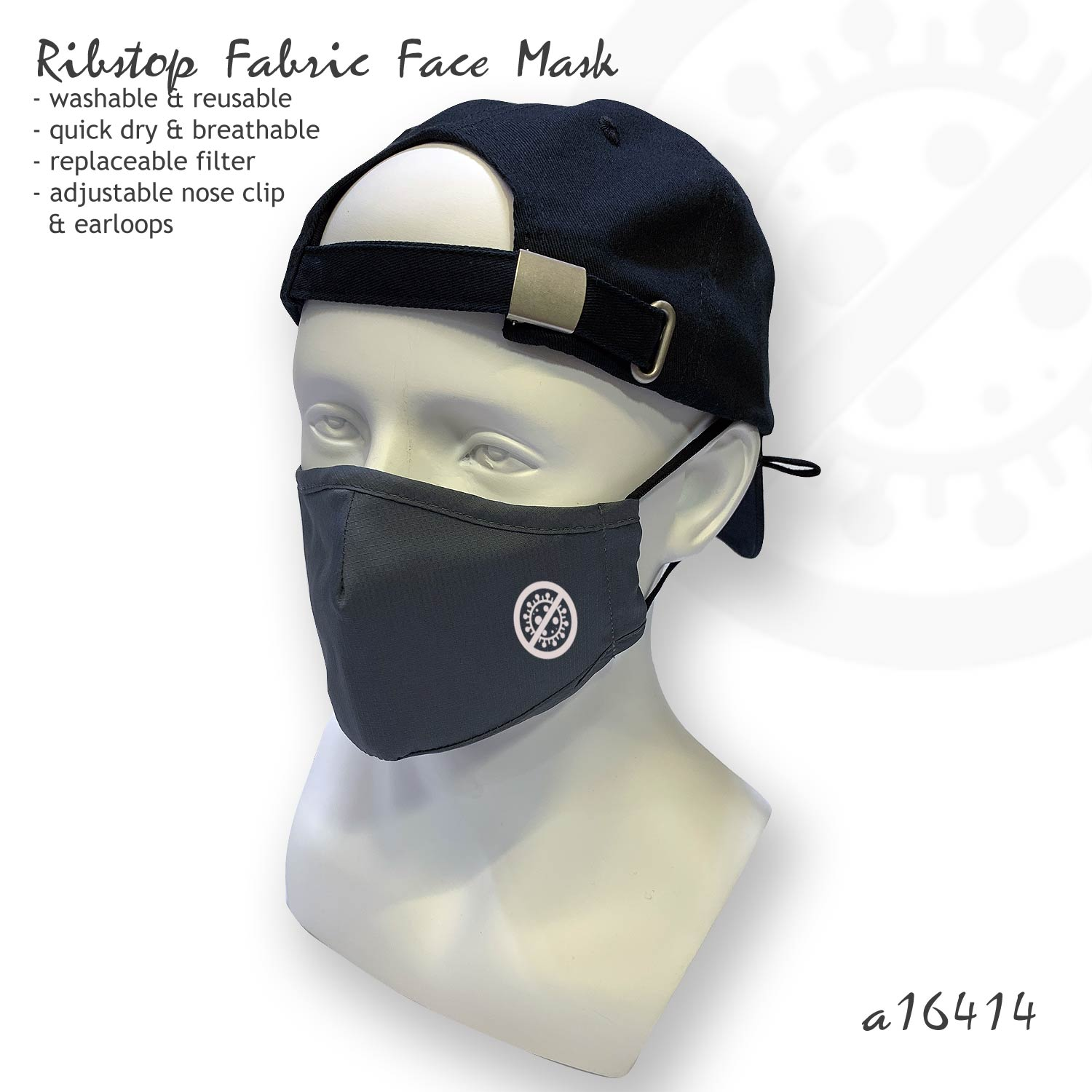 Quick Dry and Breathable Face Mask