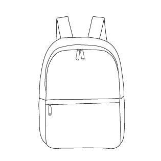 style for back pack