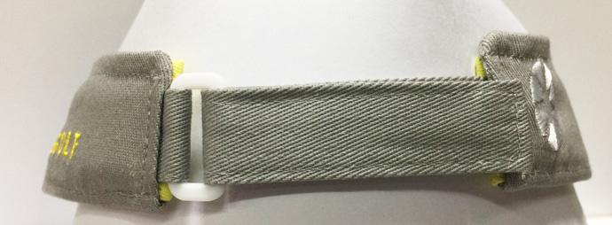 1 piece velcro fastener closure