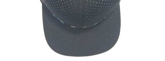 Flat visor square