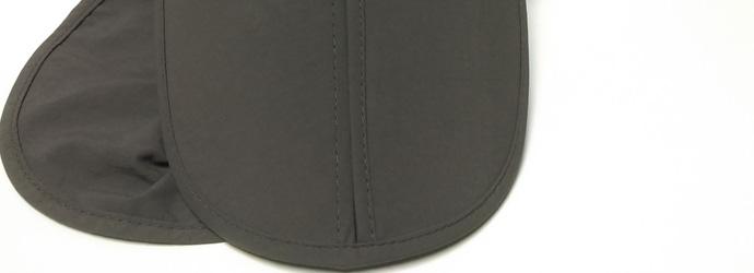 Foldable visor