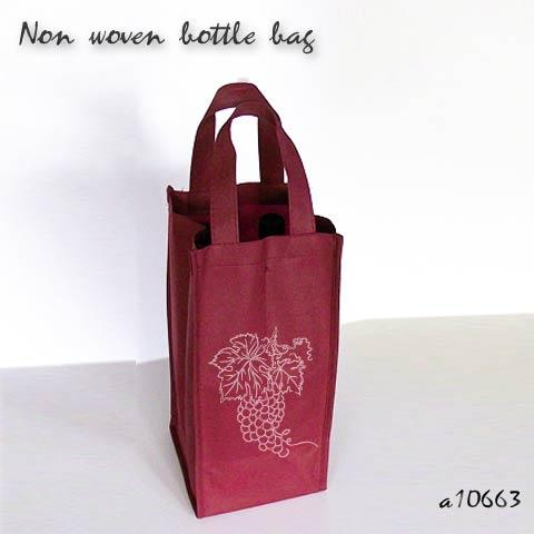 non woven bottle bag