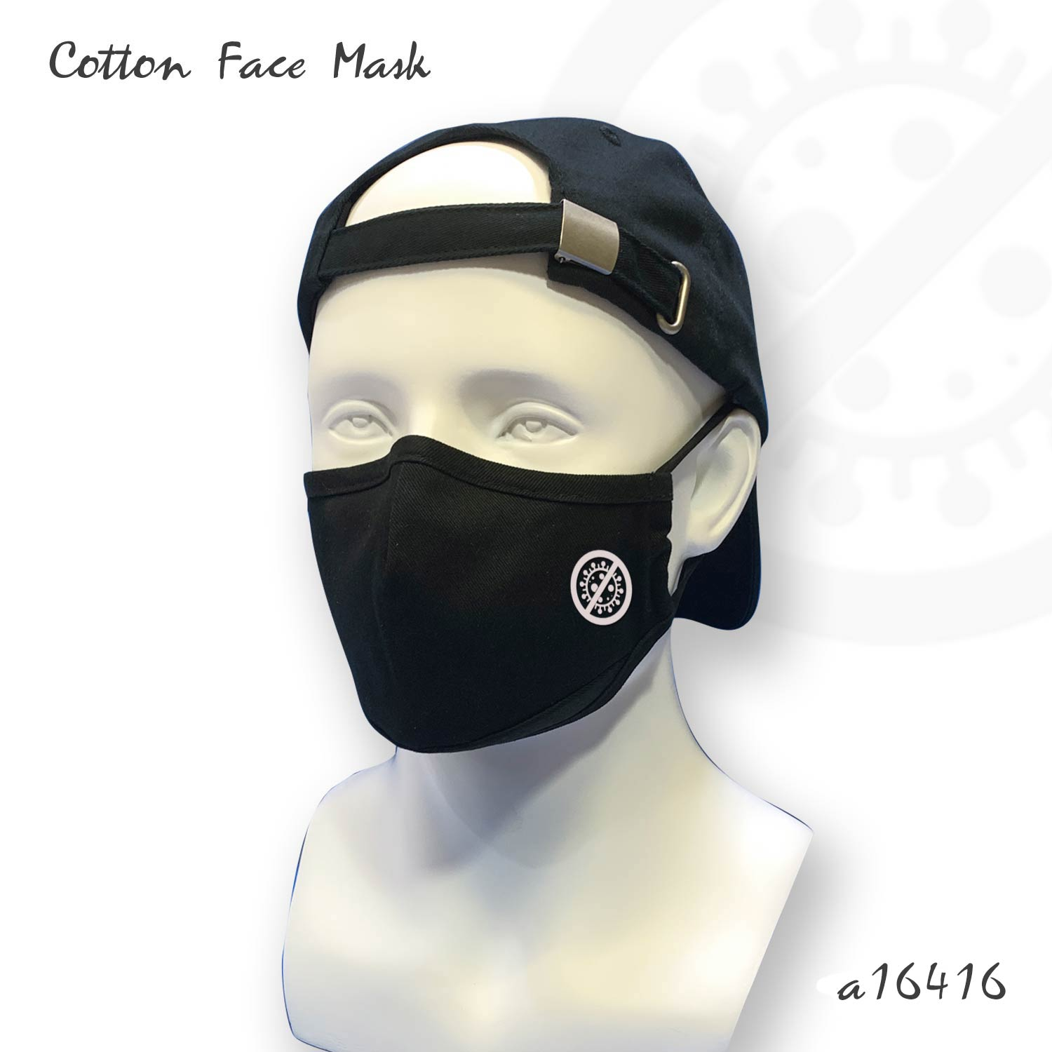 Anti-virus Cloth Face Mask