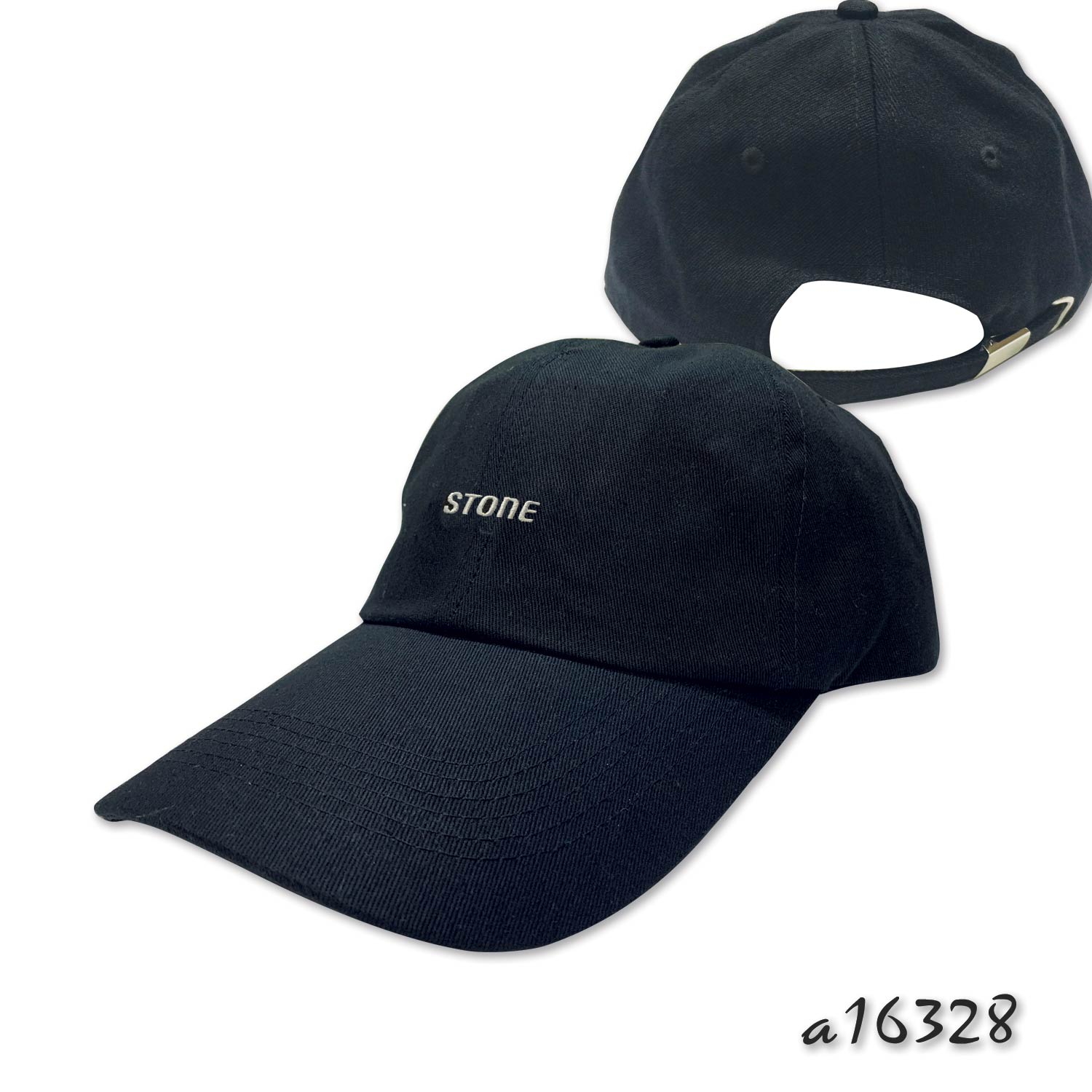 Low cap with extra long visor