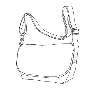 style for messenger bag